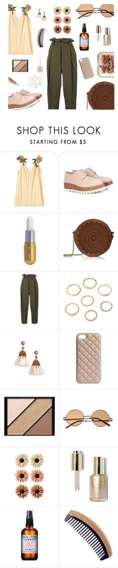 """Zaful: Crawling back to you"" by nediam ❤ liked on Polyvore featuring Jil Sander, Winky Lux, Alexander Wang, Loren Hope, The Case Factory, Elizabeth Arden, mae, Stila, Skin & Tonic and Christian Louboutin"