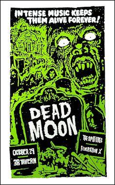 Dead moon, 1997.