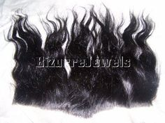 Full Lace Frontal Partial Wig Wigs 100% Indian Remy Remi Human Hair #4 Quality