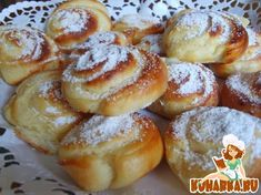 Рецепт: Улитки с творогом-Quark Schnecken Quark Recipes, Easy Cake Recipes, Dessert Recipes, Best Sweets, Sweet Bakery, Bread Bun, Sweet Pastries, My Dessert, Russian Recipes