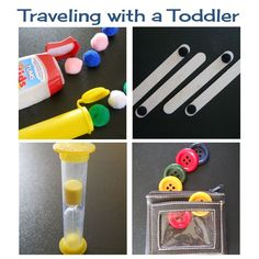 Heartbeats: Traveling with a Toddler