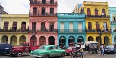 Not So Fast With the Phrase 'Out with the Old' in Old Havana! Talked about on our blog! www.alandchucktravelblog.com #ALandChuck  #Travel #Cuba