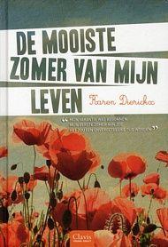 Dit is de cover van mijn boek. Zoals je kan zien is het versierd met klaprozen. Deze bloem staat als teken van de Eerste Wereldoorlog en het boek speelt zich in deze periode af.