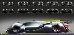 Mercedes Benz Lemans on Behance