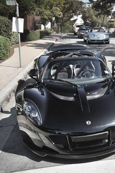 'Bad to the Bone' - Hennessey Venom GT