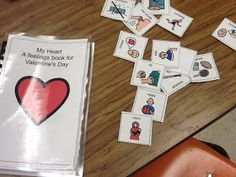 Chapel Hill Snippets: Valentine's Day Feelings Book ---Download and Use Please!