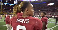 Alabama has a quarterback, a true freshman quarterback, and his name is Jalen…
