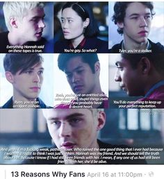 13 Reasons Why - Finally someone said what we want. TV Time - 13 Reasons Why 13 Reasons Why - Finally someone said what we want. TV Time - 13 Reasons Why 13 Reasons Why Quotes, 13 Reasons Why Netflix, Thirteen Reasons Why, Series Movies, Movies And Tv Shows, Tv Series, Welcome To Your Tape, Justin Foley, Film Anime