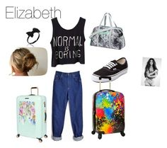 """""""Untitled #112"""" by michael24-i on Polyvore featuring Vans, Traveler's Choice, Puma and Ted Baker"""