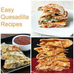 Easy #Quesadilla #Recipes