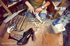 Aga Prus Handmade shoes_HUSH Warsaw_Warsaw Fashion Map.