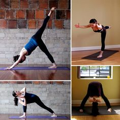 20-Minute Total Body Yoga Sequence