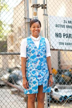 With spring around the corner, take a few cues from these street style stars. Check them out here!