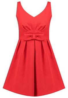 Cocktailkleid / festliches Kleid - red