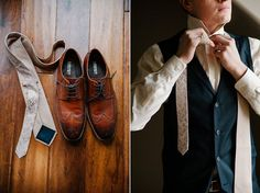 groom getting ready wedding photos by Brooke Schultz http://brookeschultzphotography.com #Uncategorized