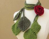 Love these!    scarves by gsakowskidesigns on etsy