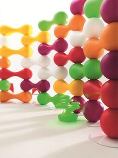 Room divider BAGIGIO by Myyour   #design Simone Micheli