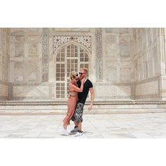 #mytajmemory Three months of traveling are over again  || thanks for such an amazing time  ||can't wait to get our next adventure on  #china #india #srilanka #love #portrait #couple #instacouple #50mm #canon #tajmahal #dailypic #dance #vscogood #vsco #picoftheday #gym #girl #boy #tattoo #beard #coffee #travel #traveltheworld #movingshades #men #withthemrs #igtube #igers #germany #wanderlust by sascha_vier10undsechs #IncredibleIndia #tajmahal