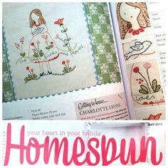 Homespun - pattern by Charlotte Lyons at http://www.completecraft.com.au/__data/page/11480/Sweet_Harmony.pdf