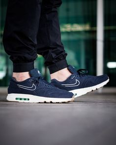 Nike Air Max 1 Ultra 2 0 Textile Armory Navy-1