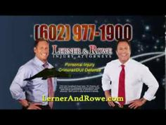The Phoenix Injury Lawyer of Glen Lerner and Rowe Injury Attorneys is here to help. Contact our office as soon as possible. Phoenix Injury Lawyer | 602-977-1900 | Injury Attorney Phoenix, Arizona