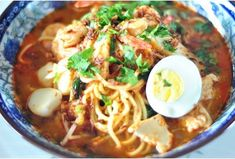 Prawn Noodle Recipes, Chef Wan, Low Calorie Dinners, Asian Recipes, Ethnic Recipes, Malaysian Food, Asian Cooking, World Recipes, Noodles