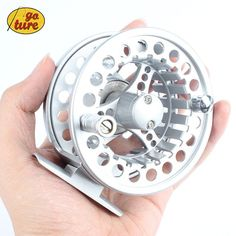 Fly Fishing Wheel Aluminum Alloy Body 5/6, 7/8 Left Right Hand Die Casting