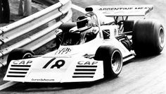 1973 Carlos Reutemann Brabham BT42 Ford