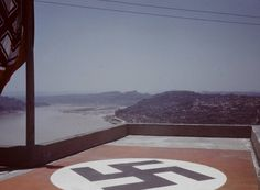 German Embassy drew emblem to alert Japanese bomber