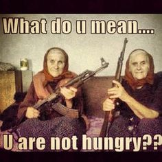 Don't ever tell a Greek Yia Yia you are not hungry. (Even if she's just Greek, by marriage! Funny Greek Quotes, Greek Memes, Greek Sayings, Mom Sayings, Italian Sayings, Armenian Culture, Greek Culture, Dark Jokes, Italian Humor