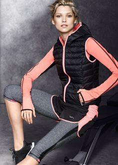 Fitness & Running - Motion stretch t-shirt  #Mango #Sport #SS14