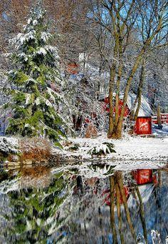White Christmas...Wow