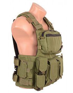 EVEREST –  LIGHT COMMANDER ASSAULT VEST Assault Vest, Vests, Wallets, Backpacks, Bags, Collection, Handbags, Purses, Backpack