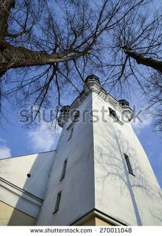 Trstenská kostolná veža