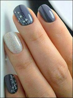 Party Nail Designs Idea new lovely nail art designs to look beautiful on party Party Nail Designs. Here is Party Nail Designs Idea for you. Party Nail Designs sparking new years party nails classic nail art design nail. Nagellack Design, Nagellack Trends, Gorgeous Nails, Pretty Nails, Bridal Nail Art, Nails 2018, Manicure E Pedicure, Pedicures, Nagel Gel