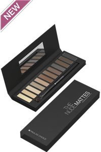The Nude Mattes Eyeshadow Palette - Paula's Choice
