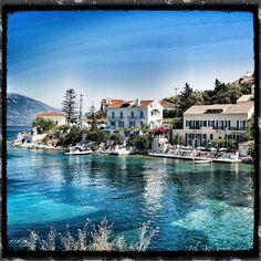 GREECE CHANNEL |  Fiskardo, Kefalonia-Greece