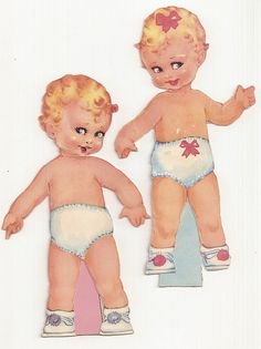 """Betty and Tony"" English Paper Dolls by dlundbech, via Crafts To Do, Paper Crafts, Vintage Paper Dolls, Hello Dolly, Free Prints, Paper Toys, Miniature Dolls, Baby Dolls, Dolls Dolls"