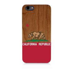 California Republic Phone Case / Cherry wood Bright by sugaryeti                                                                                                                                                                                 もっと見る
