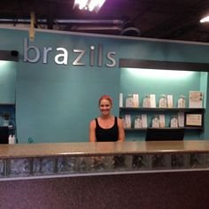 Our FSU renovations are complete and it looks amazing! Rachel is ready to greet you when you walk in! Book your waxes online or through our app in the App Store! #waxing #brazilswaxing #wax #tally #tallahassee #jax #jacksonville #fsu #floridastate #noles