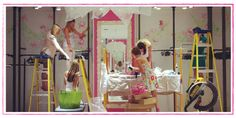 The Making of a Store – Lilly Pulitzer Towson Town Center... DYING!!