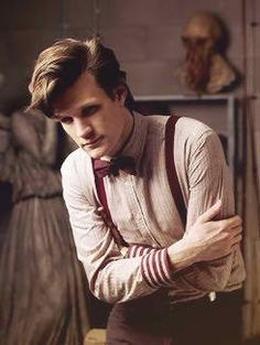 Bow ties are cool...because Matt Smith rocks one ;)