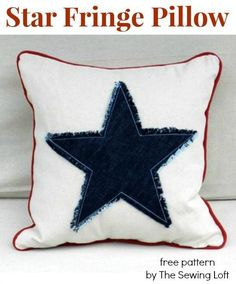 It Is Well With My Soul Farmhouse Pillow + Free Pattern   Free pattern Pillows and Stitch