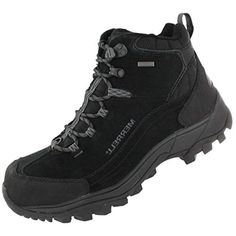 Merrell Men's Norsehund Omega Mid Waterproof Winter Boot Black 11 M US -- To view further for this item, visit the affiliate link Amazon.com.