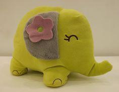 Green Elephant ..))