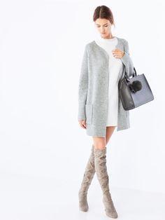 Minimalistyczny sweter, MOHITO