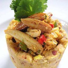 Cocina a lo Boricua: Salmorejo de jueyes