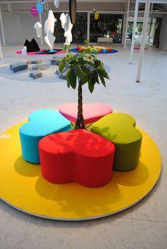 Exposition PlayWithDesign sur Playtime Paris - Lucky Clover Alexis-Tricoire // © Benjamin de Diesbach & Cathy BistourExposition