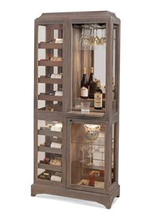 P Happy Hour Gets An Upgrade Thanks To The Elegant Bar Cabinet P
