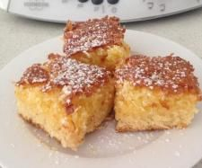Recipe Bakewell Slice by Luisa learn to make this recipe easily in your kitchen machine and discover other Thermomix recipes in Desserts & sweets. Bake Off Recipes, Sweets Recipes, Apple Recipes, Cooking Recipes, Yummy Recipes, Recipies, Bakewell Tart, Dough Ingredients, Thermomix Desserts